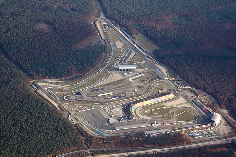 karten dtm nürburgring